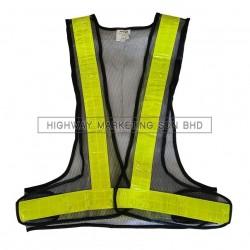 Hi-Safe HSF-40-1402 V-Type Visibility Waistcoats Safety Vest