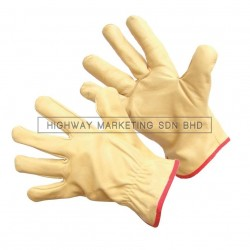 Hi-Safe HIT-40-1000 Cowhide Leather Driver Glove