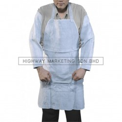 Hi-Safe HSF-40-0088 Leather Protective Arm Sleeve