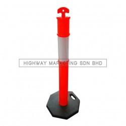 Hi-Safe NB-TT-DP46 T-Top Delineator Post