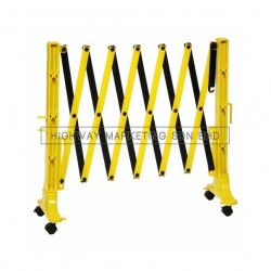 Hi-Safe FPD-117 Plastic Expandable Safety Barrier