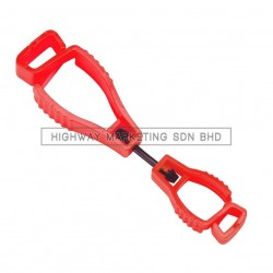 Hi-Safe HSF-40-0201 Red Glove Clip Holder