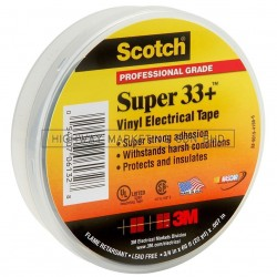 3M Scotch® Super 33+™ Vinyl Electrical Tape
