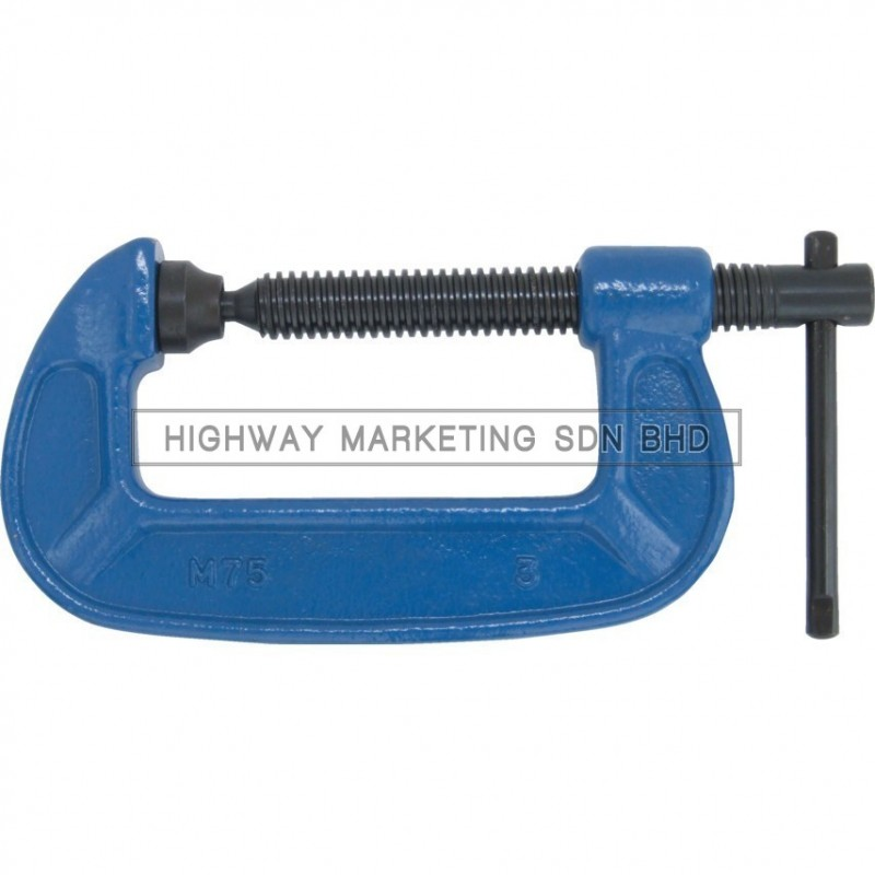 Kennedy Extra Heavy Duty G-Clamp