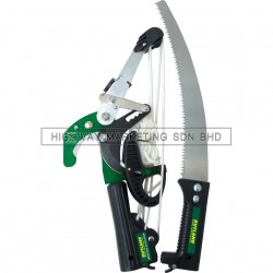 Rutland RTL5222120K Ratchet Tree Lopper & Telescopic Pole Saw