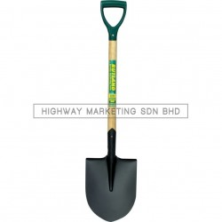 Rutland RTL5225590K Round Mouth Shovel