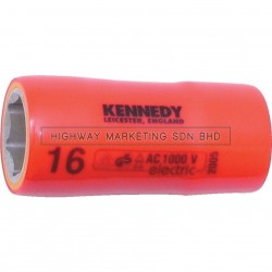 "Kennedy 1/2"" Single Hexagon Sockets"
