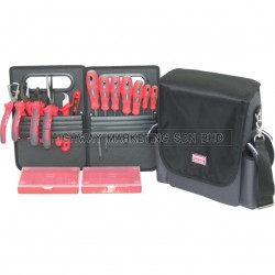 Kennedy KEN5953400K Electrician VDE Tool Bag Kit 16pcs