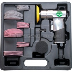 Kobe KBE2702103K FO5003MK 75mm Mini Random Orbital Sander Kit