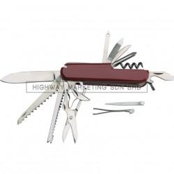 Senator SEN5371100K 11-Blade Pocket Knife