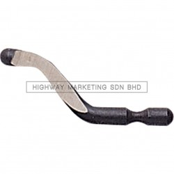SwissBurr SWT1091030C B10 Steel & Aluminium Deburring Blades