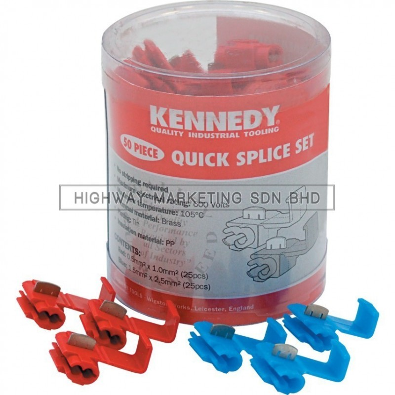 Kennedy KEN5039930K Quick Splice Set
