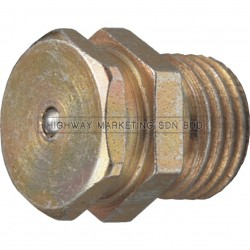 Kennedy Staight Hook-On Hydraulic Grease Nipple