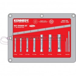 Kennedy KEN5811450K 6-19mm Box Spanner Set of 7