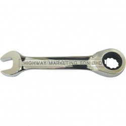 Kennedy Short Arm Inch Ratchet Combination Spanners