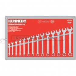 Kennedy KEN5822960K 6-19mm Industrial Combination Spanner Set of 14
