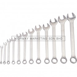 "Kennedy KEN5822930K 1/4""-1"" Industrial Combination Spanner Set of 12"
