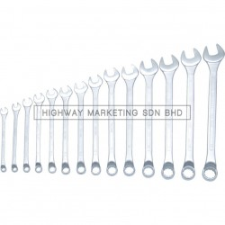 Kennedy KEN5823898K 6-19mm Industrial Offset Combination Spanner Set of 14
