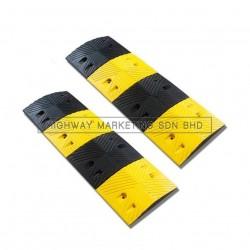 Hi-Safe HSF-40-2010 Road Bump Yellow/Black 1000mm