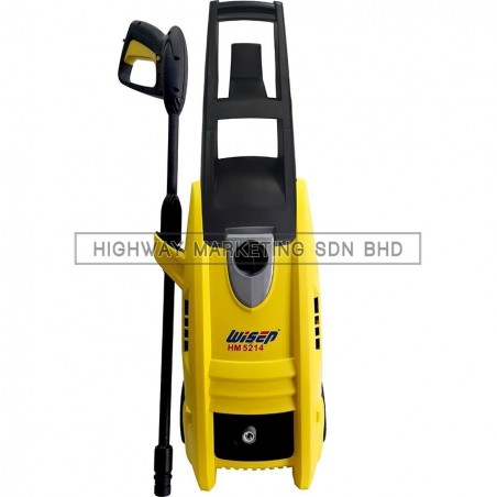 Wisen HM5214 1800w High Pressure Cleaner 140Bar