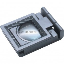 Oxford OXD3161620K FLT15-2 Folding Pocket Magnifier with Scale