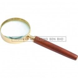Oxford OXD3162600K L-303-R Hand Magnifier 4X