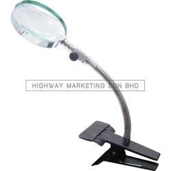Oxford OXD3161100K Clamp Type Bench Magnifier 2X