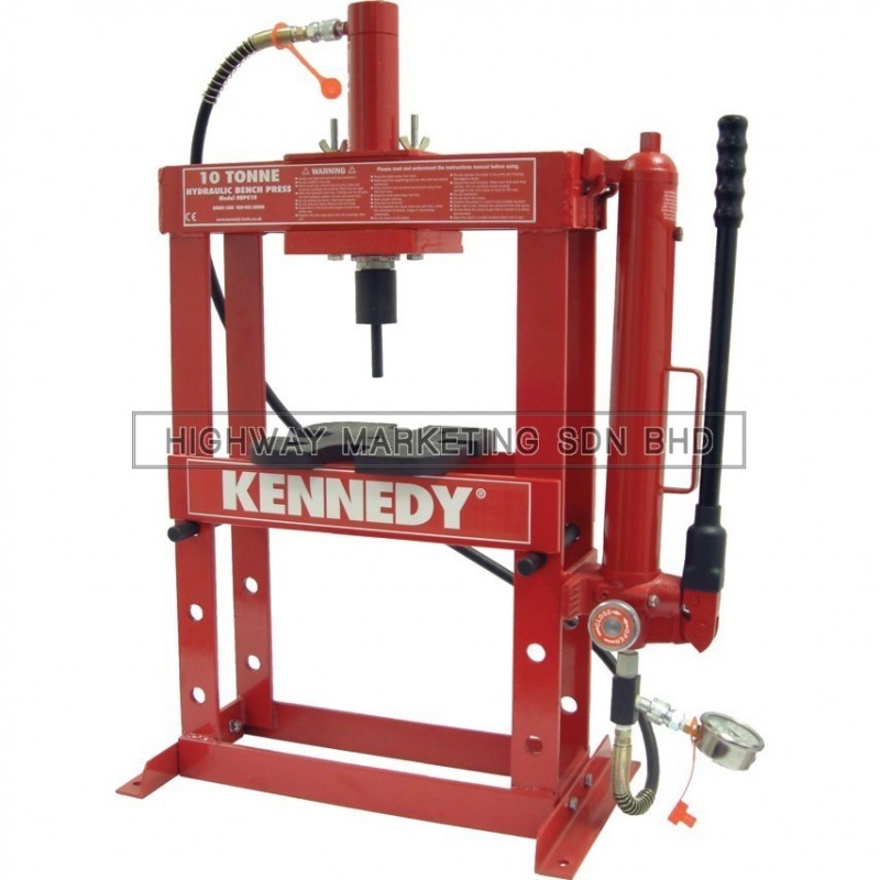 Kennedy KEN9855000K Hydraulic Bench Press