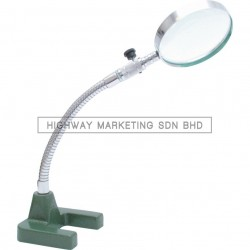 Oxford OXD3161120K Stand Type Bench Magnifier 2X
