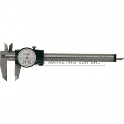 "Oxford OXD3306060K 6"" Dial Caliper Reading 0.001"""