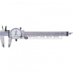 Oxford OXD3306150K 150mm Dial Caliper Reading 0.05mm