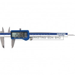 """Senator SEN3311230K 6""""/150mm Digital Caliper"""