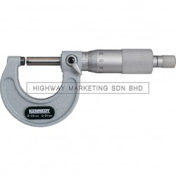 Kennedy KEN3350010K 0-25mm External Micrometer