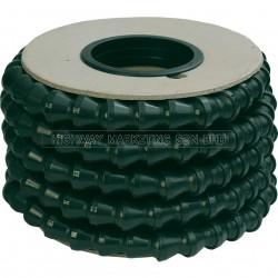"Indexa IND4478250K Green Tube Segment 25ft Long 3/4"" Bore"