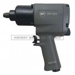 "Daypower DYP-10-1200 DP-325 1/2"" Twin Hammer Impact Wrench 627ft-lb"