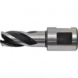 Kennedy KEN2881210K 21mm M2 Short Multi-Tooth Milling Cutter