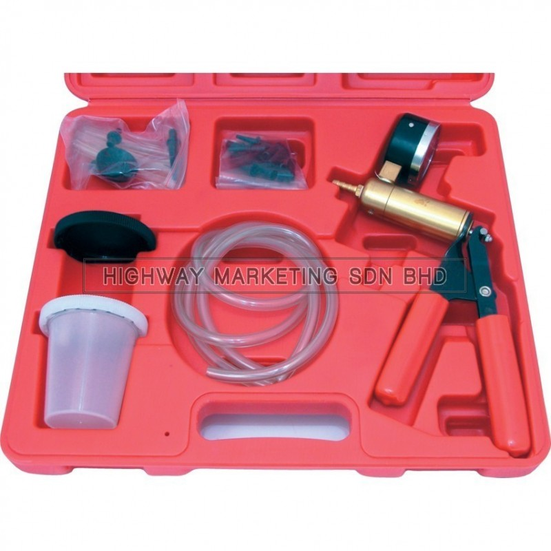Kennedy KEN5032720K Vacuum Testing & Brake Bleeding Kit