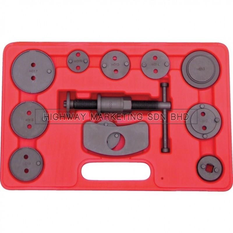 Kennedy KEN5032770K 12pcs Universal Caliper Wind-Back Tool Kits