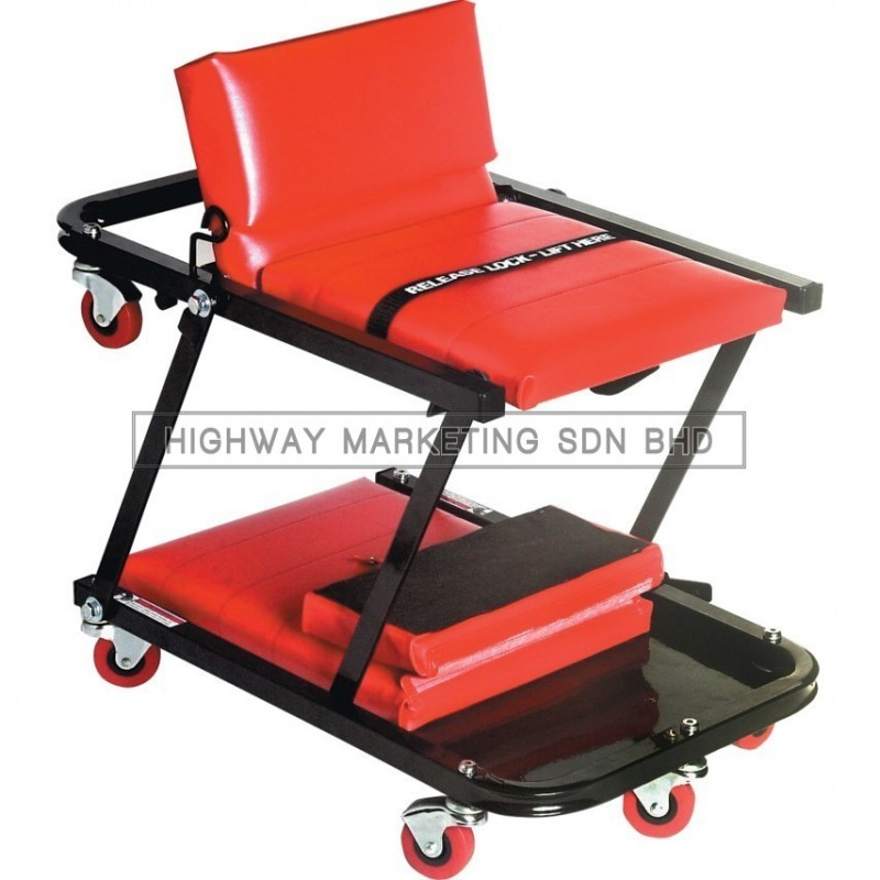 Kennedy KEN5037300K 2-in-1 Padded Creeper Board & Seat