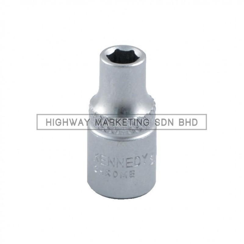 Kennedy KEN5824439K 9 16 A F Single Hex Socket 1 4