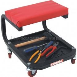 Kennedy KEN5037340K Mechanics Mobile Seat