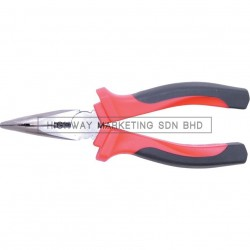 Kennedy KEN5584820K 160mm Pro-Torq Bent Nose Plier with Side Cutter