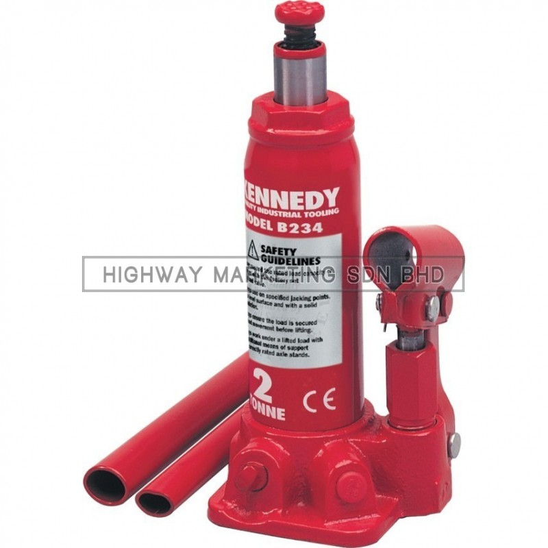 Kennedy KEN5035820K 2 Ton Bottle Jack