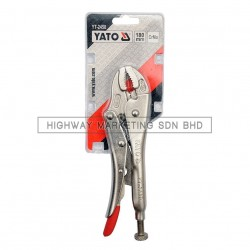 Yato YT-2450 Curved Jaw Locking Plier 180mm