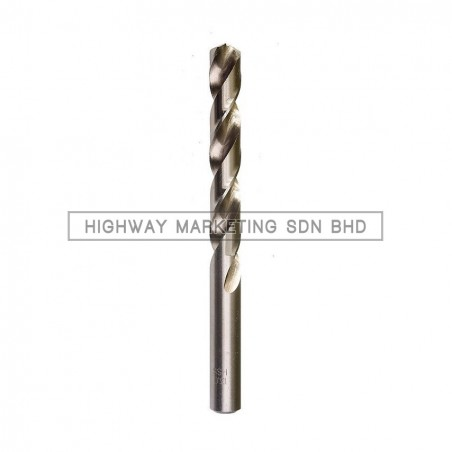 Yato YT-4075 HSS-Co Twist Drill Bit 7.5mm