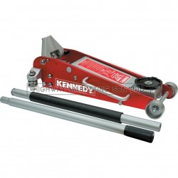 Kennedy KEN5036540K 2.5 Ton Low Profile Quick Lift Lightweight Trolley Jack