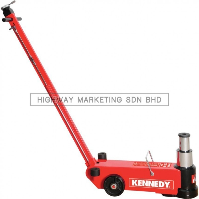 Kennedy KEN5037120K 40 Ton 2 Stage Air Trolley jack