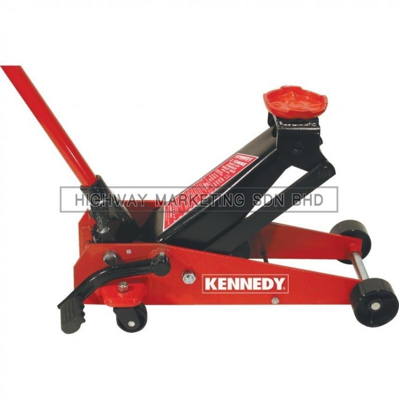 Kennedy KEN5037100K 3 Ton Quick Lift Trolley Jack