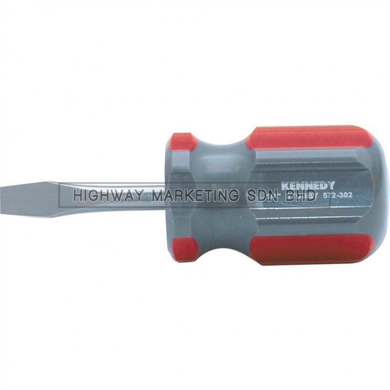 Kennedy KEN5723020K 6.5mm Stubby Flared Tip Engineer Screwdriver