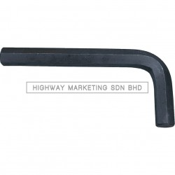 "Kennedy KEN6010320K 1/2"" A/F L Wrench Hexagon Key"